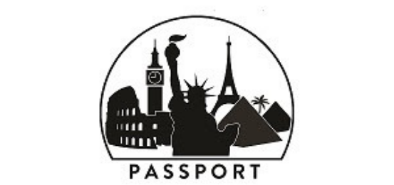 Passport Luggage Logo
