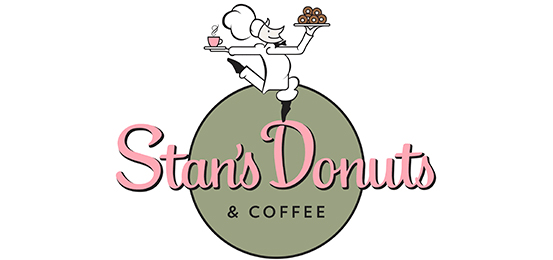 Stan's Donuts And Coffee                 logo