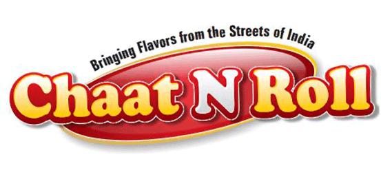 Chaat N Roll Logo