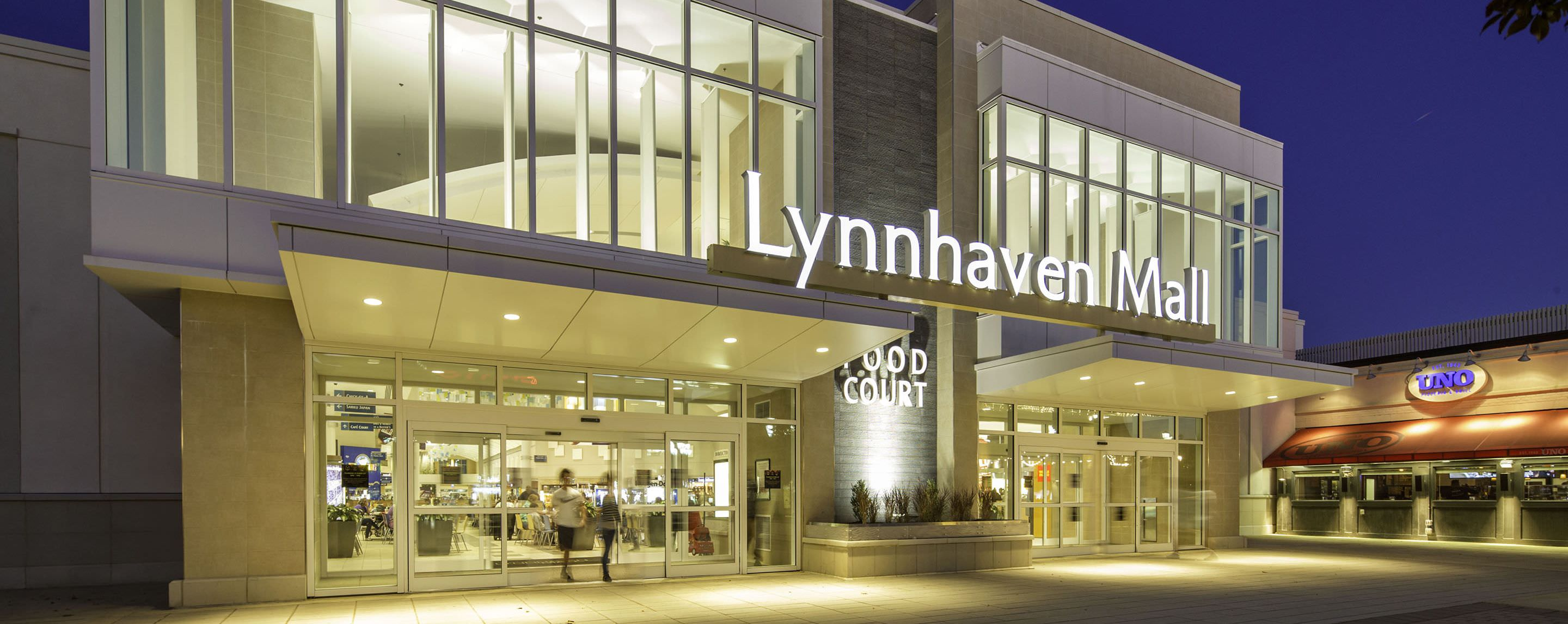 Solar panels sit atop the parking deck of a GGP property, transforming sunlight into energy and paving the way for a greener future.