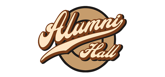 Alumni Hall Logo