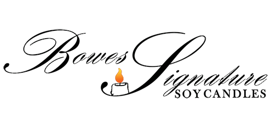Bowes Signature Soy Candles Logo