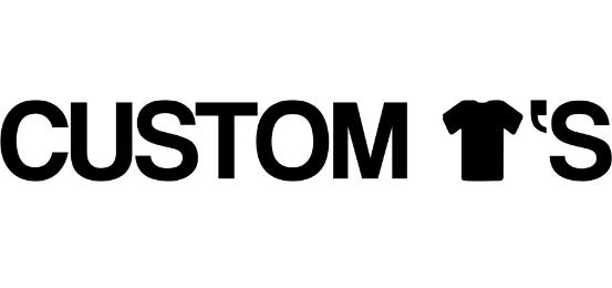Custom T's Logo