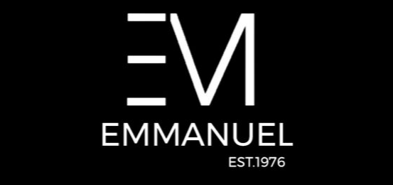 Emmanuel Menswear Logo
