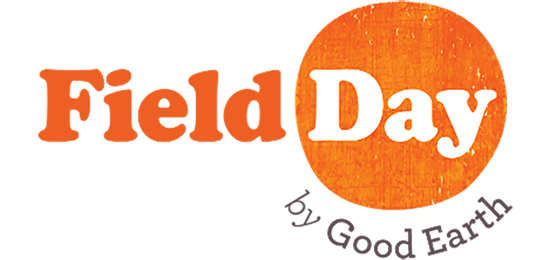 Field Day By Good Earth Logo