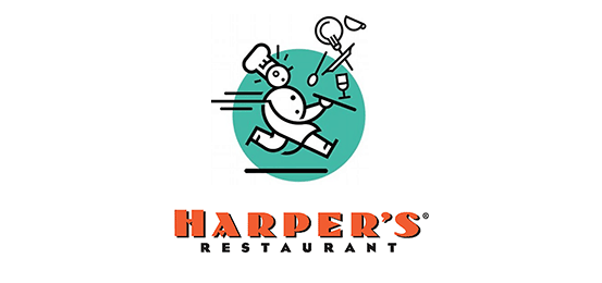 Harper's Logo