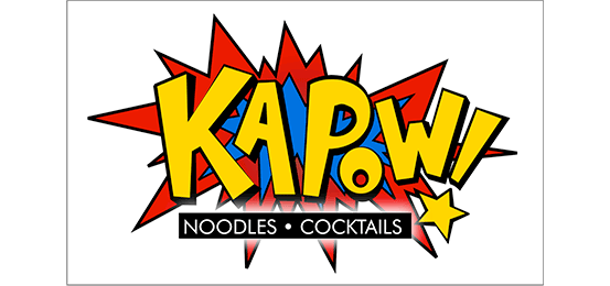 Kapow Asian Noodle Bar logo