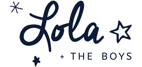 Lola And The Boys Logo