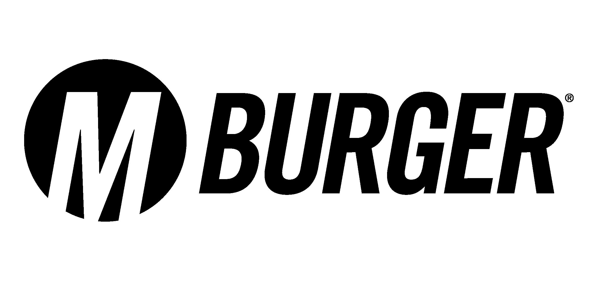 M Burger Logo
