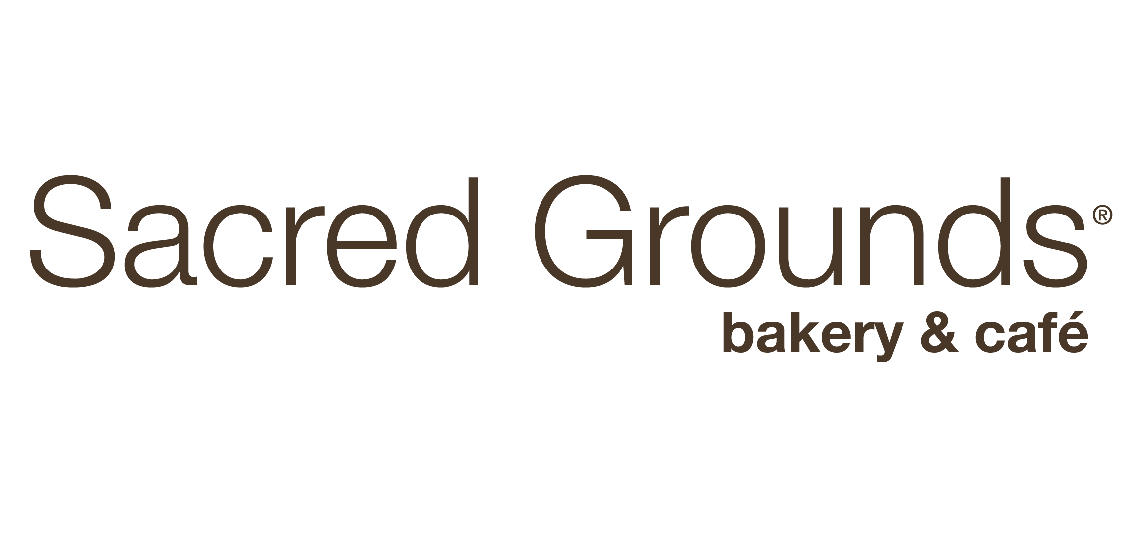 Sacred Grounds Bakery & Café Logo