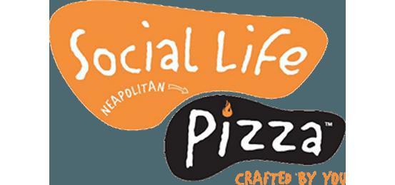 Social Life Pizza                        Logo