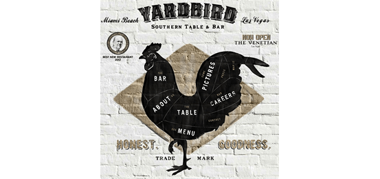 Yardbird Southern Table And Bar Logo