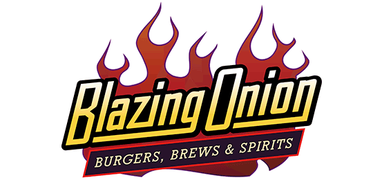 Blazing Onion Logo