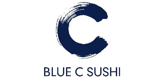 Blue C Sushi Logo