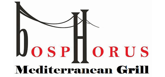 Bosphorus Mediterranean Grill Logo