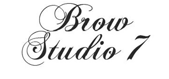 Brow Studio 7 Logo