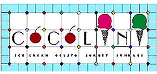 Cocolini - Gelato Logo