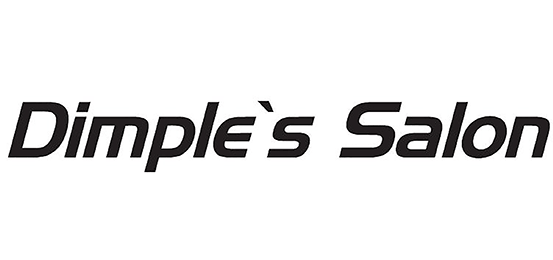 Dimple's Salon                           Logo