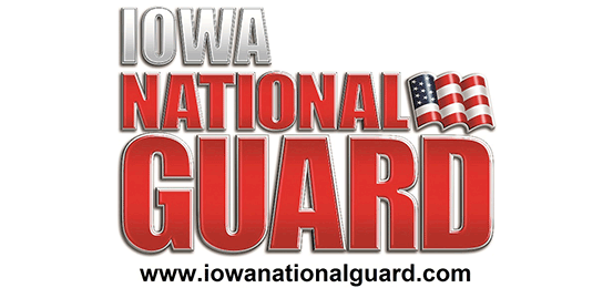 Iowa National Guard Recruiting Logo