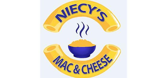 Niecy's Mac&cheese Logo