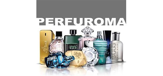 Perfuroma Logo