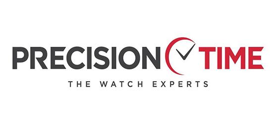 Precision Time Logo