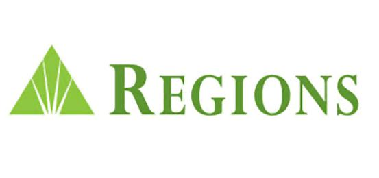 Regions Bank (ATM) Logo