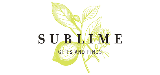 Sublime Gifts And Finds Logo