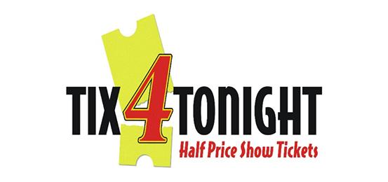 Tix 4 Tonight                            Logo