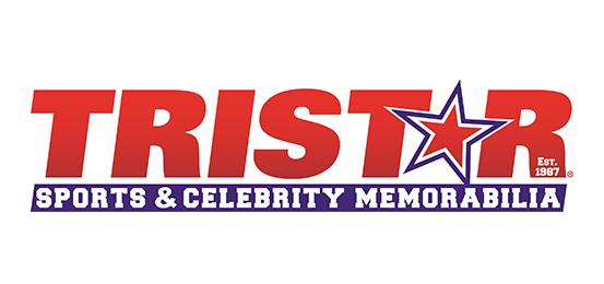 Tri Star Sports & Celebrity Memorabilia Logo