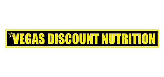 Vegas Discount Nutrition Logo