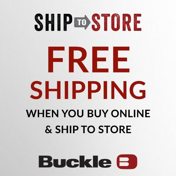 Free Shipping from Buckle