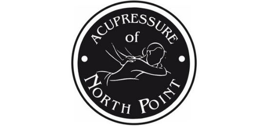 Acupressure Of North Point Logo