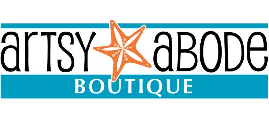 Artsy Abode Boutique Logo