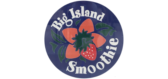 Big Island Smoothie Logo