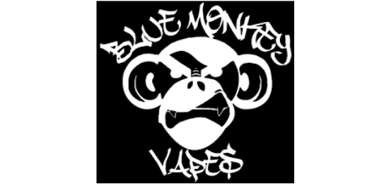 Blue Monkey Vapes Logo
