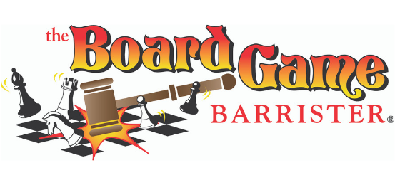 Board Game Barrister Logo