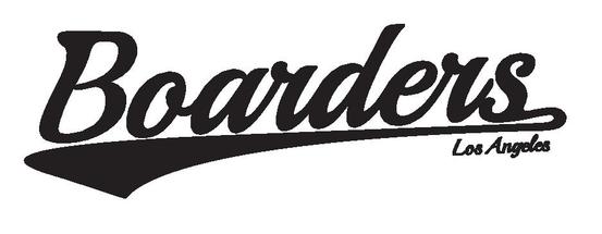 Boarders Sports Logo