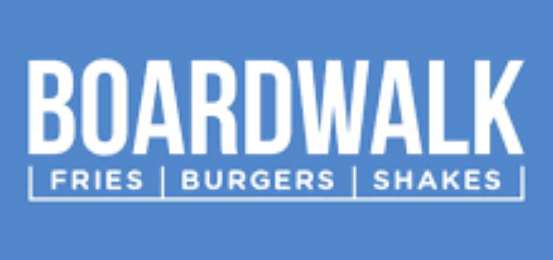 Boardwalk Fries                          Logo