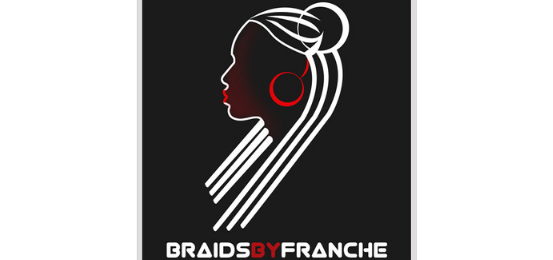 Braids By Franche & Beauty Supply Logo