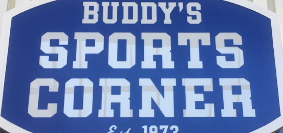 Buddy's Sports Corner Logo
