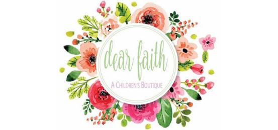 Dear Faith Logo