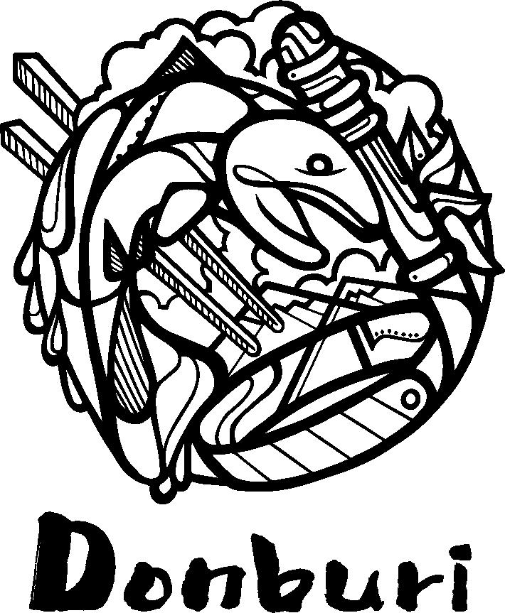 Donburi Logo