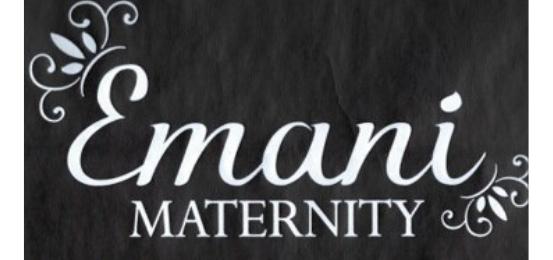 Emani Maternity Logo