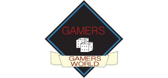 Gamers World Logo