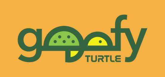 Goofy Turtle Logo