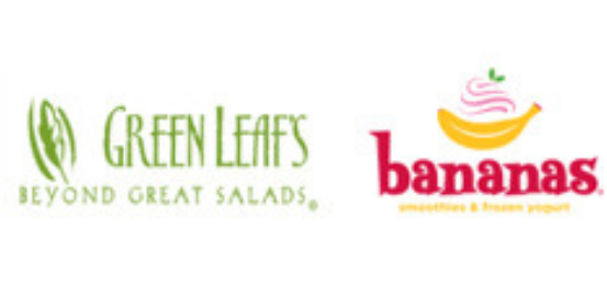 Greenleaf & Bananas Logo