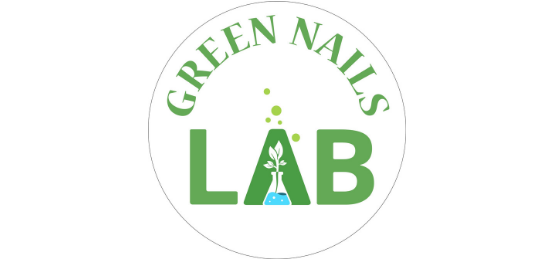 Green Nails Lab Logo