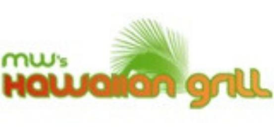 MW Hawaiian Grill Logo