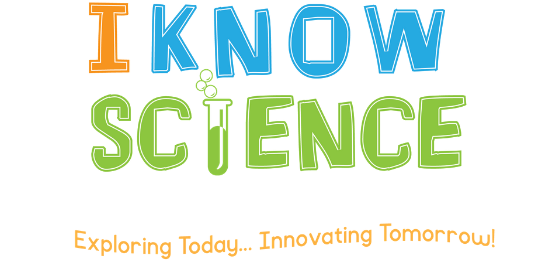 I Know Science Logo